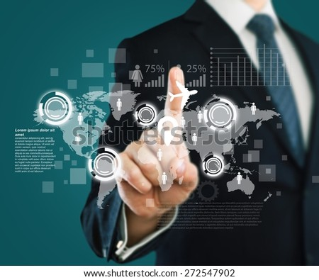 App, application, business. - stock photo