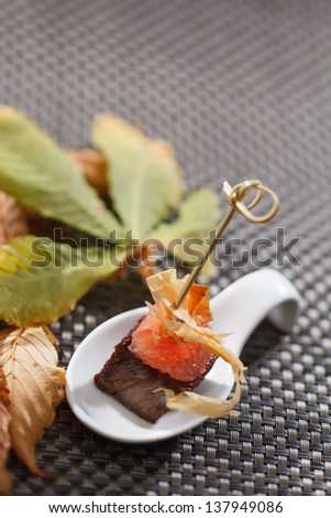 appetizer - stock photo