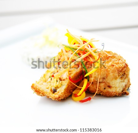 Appetizers - stock photo