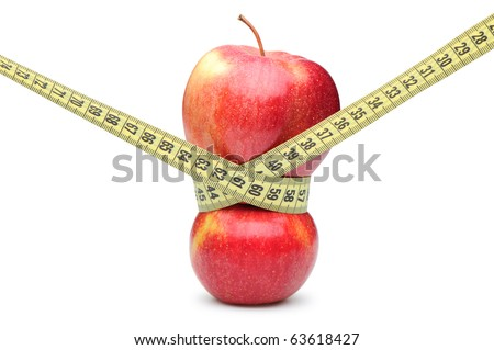 apple and measuring type