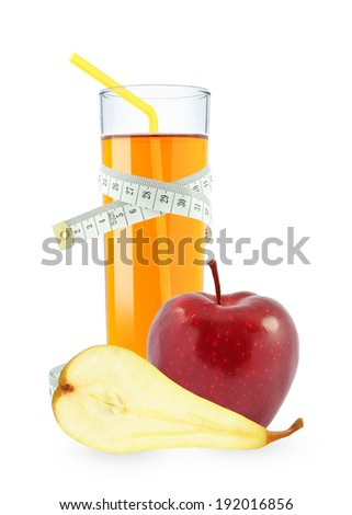 apple and pear juice meter