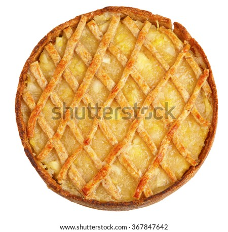 apple crust pie
