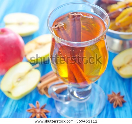 apple cyder - stock photo