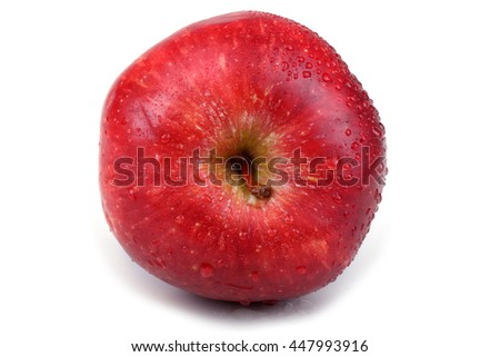 "Apple ""Red delicious"""