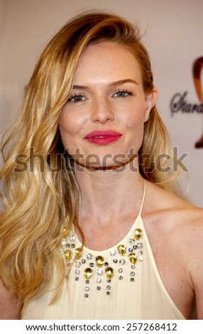 "April 2, 2012. Kate Bosworth at the Los Angeles premiere of ""L!fe Happens"" held at the AMC Century City, Los Angeles."