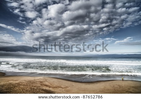 Aptos California - stock photo