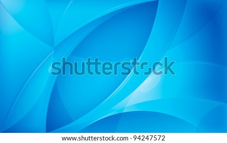 Aqua abstract background. Blue abstract backgrounds collection created in hi-resolution suitable for background, web banner or design element - stock photo