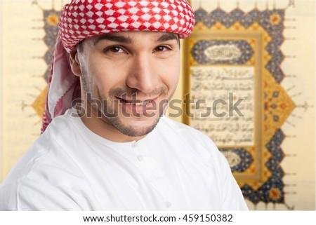 Arab. - stock photo