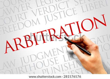 Arbitration,arbitration definition,american arbitration association,what is arbitration,arbitration agreement