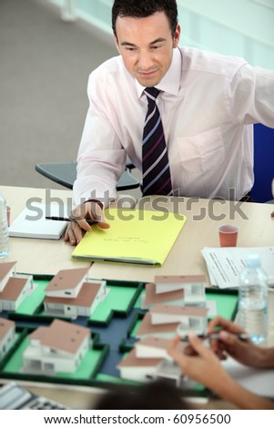 Architect - stock photo