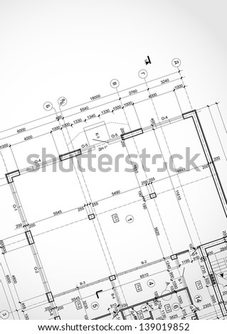 Architectural background. - stock photo