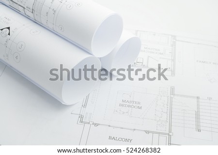 Architecture Drawing Paper architectural drawing paper rolls dwelling construction stock