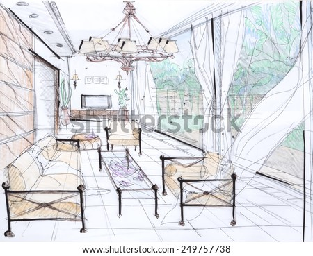 architectural hand drawings. Delighful Hand Architectural Hand Drawings Intended Hand Drawings N