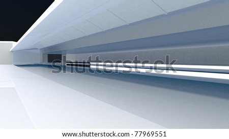 architectural motives - stock photo