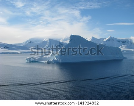 Arctic - stock photo