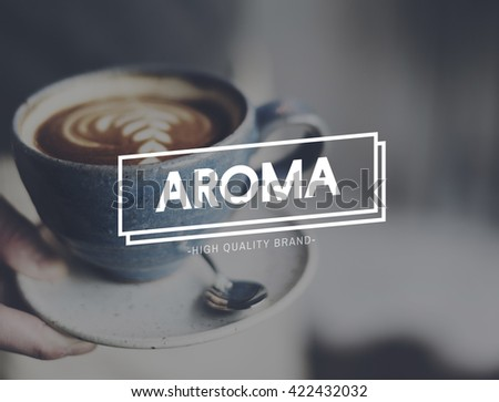 Aroma Aromatic Therapy Relaxation Freshness Recession Concept - stock photo