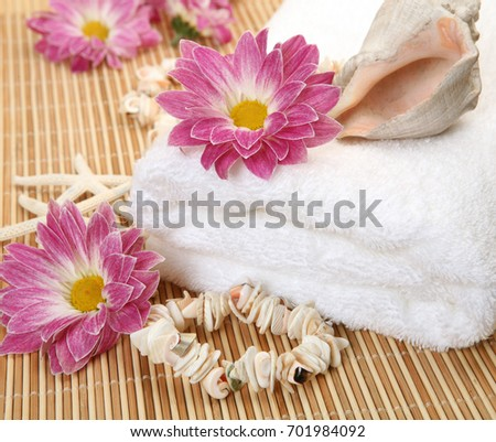 Aromatherapy, spa, massage