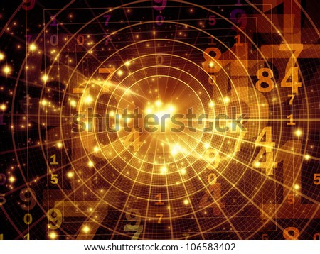 virtual mathematics mdash stock - photo #19