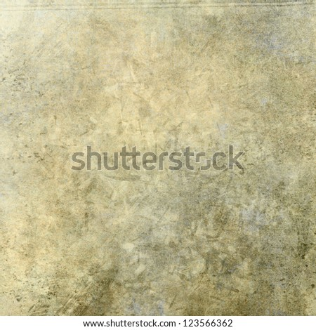 art abstract sepia grunge textured background - stock photo