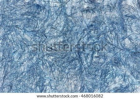 art grunge blue abstract pattern illustration background