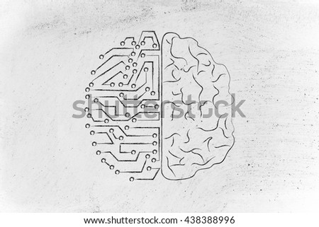 a comparison of the human mind and a machine It is not as if a conscious machine contradicted any fundamental laws of nature,   machines executable by cog is minute in comparison to a real human brain.