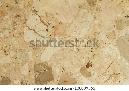 Artificial marble background - stock photo