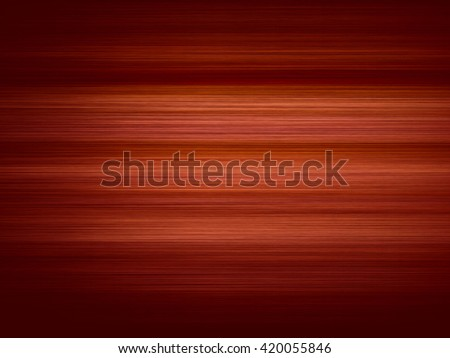 Artificial material simulates the texture of red wood, the computer generated illustration. Vintage texture background. - stock photo