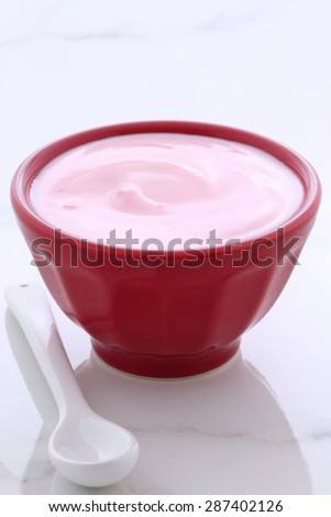 Artisan slow churned Greek strawberry yogurt, with lots of fruit and protein. Perfect for your weight loss program.