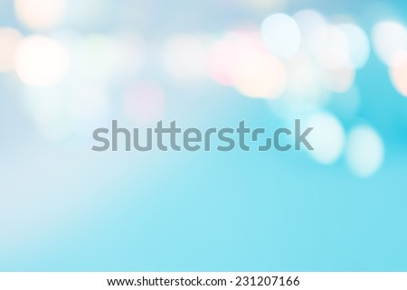 Artistic blurred background, colorful lights - stock photo