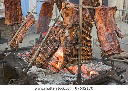 Argentina food stock photos images pictures shutterstock for Artistic argentinean cuisine