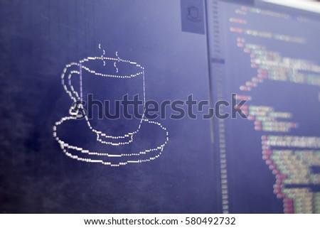 Ascii Art Coffee Break