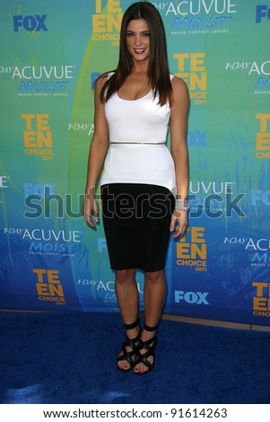 Ashley Greene at the 2011 Teen Choice Awards, Universal Amphitheater, Universal City, CA. 08-07-11