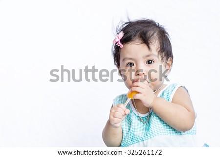 people happy childhood food sweets bakery stock photo