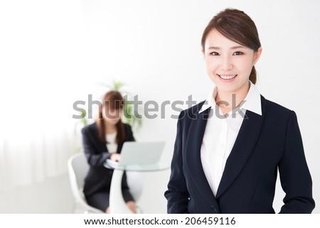 asian businesswomen business image  - stock photo