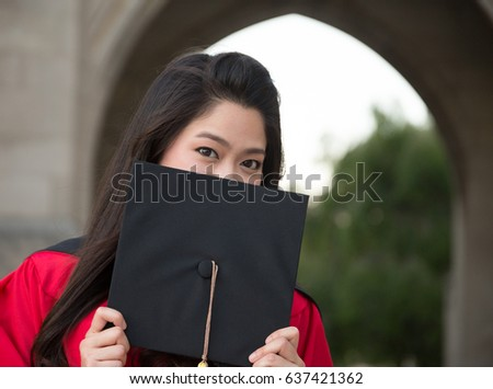 asian grads and Black