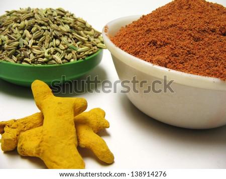 Asian food ingredient - stock photo