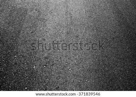 Asphalt background texture black construction the industry. - stock photo