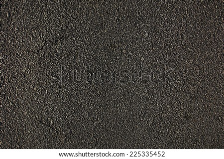 Asphalt Pavement Surface. Rough Road Texture Background