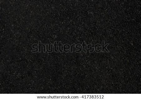 Asphalt road surface background. - stock photo
