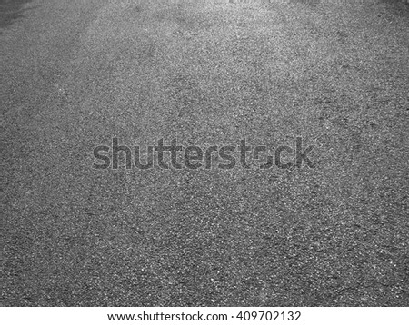 Asphalt road Texture - stock photo