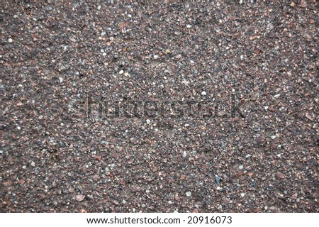 asphalt texture of a street can be use as background - stock photo