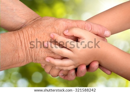 Assistance. - stock photo