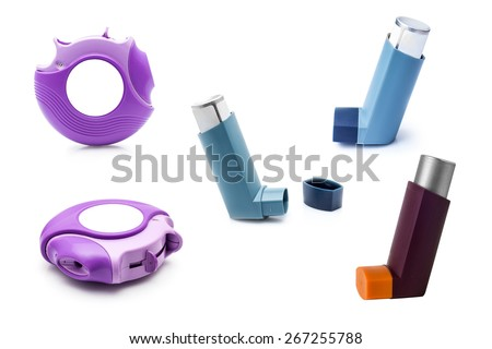 how to set up asthma pump