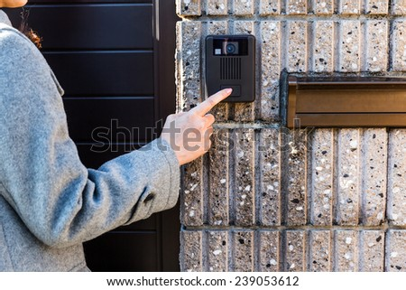 Ring Doorbell Stock Images Royalty Free Images Amp Vectors