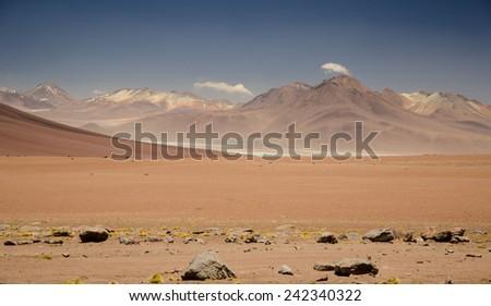 Atacama - stock photo