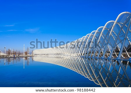 Athens Olympic Stadium Stock Images, Royalty-Free Images & Vectors ...