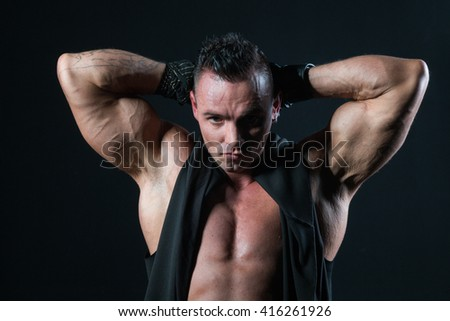 athlete, exercise, health, power, strength, man,
