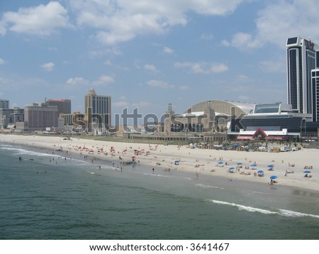 atlantic city, jersey shore