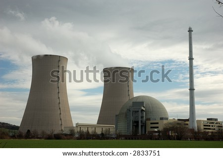 atomic power plant