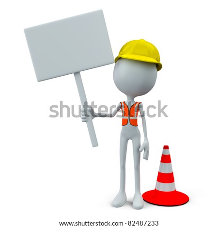 attention please - stock photo